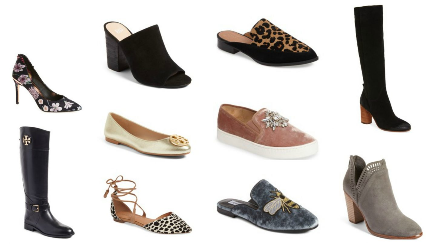 Nordstrom Anniversary Sale: Shoes