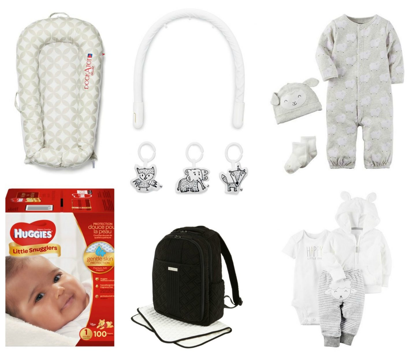 Purchases for the Baby (so far)