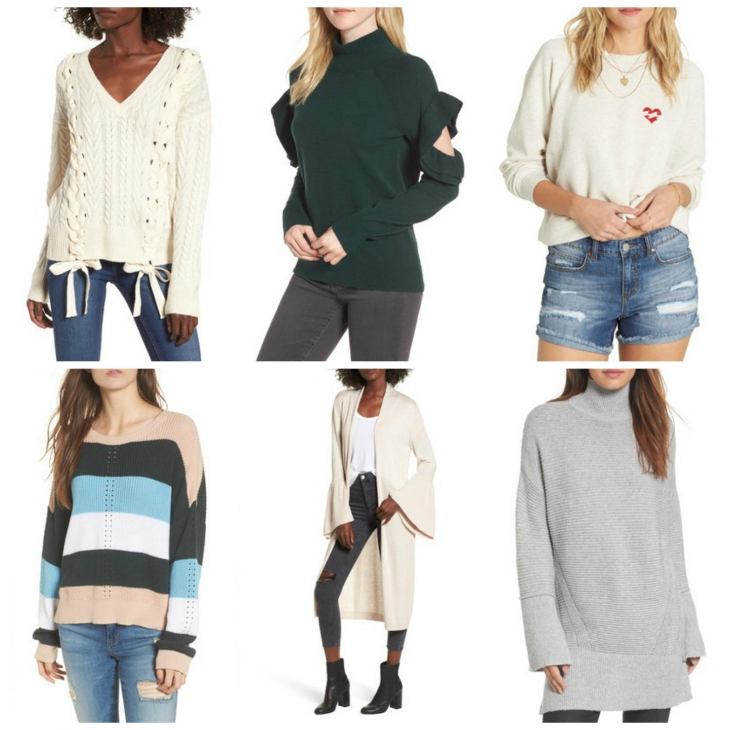 Tuesday's Cravings: Cozy Sweaters