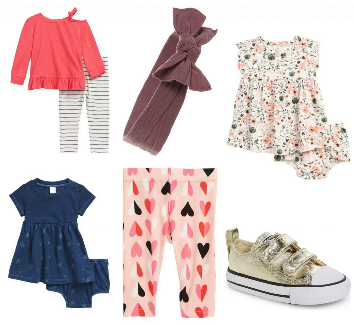 Spring Baby Clothes