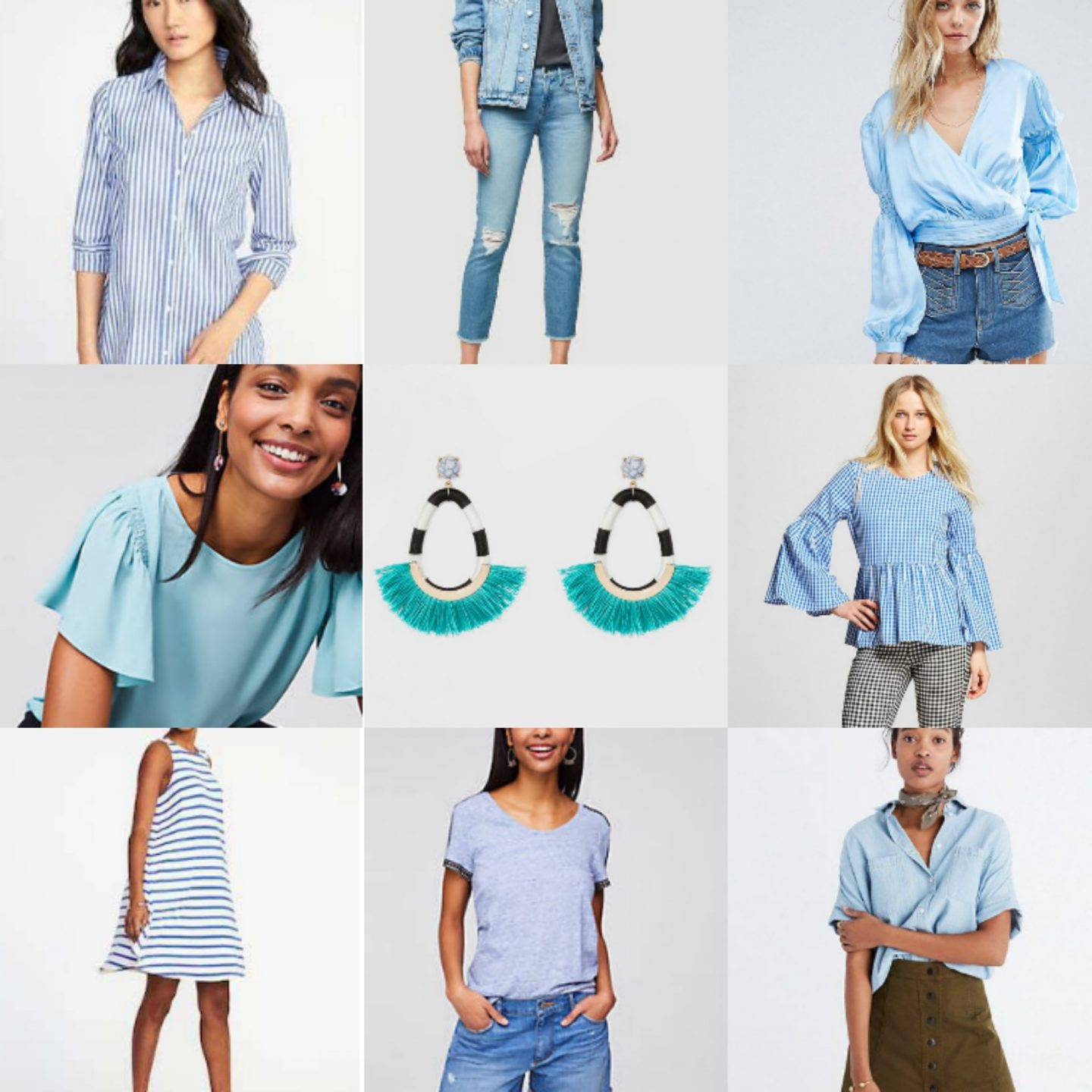 Tuesday's Cravings: Blue