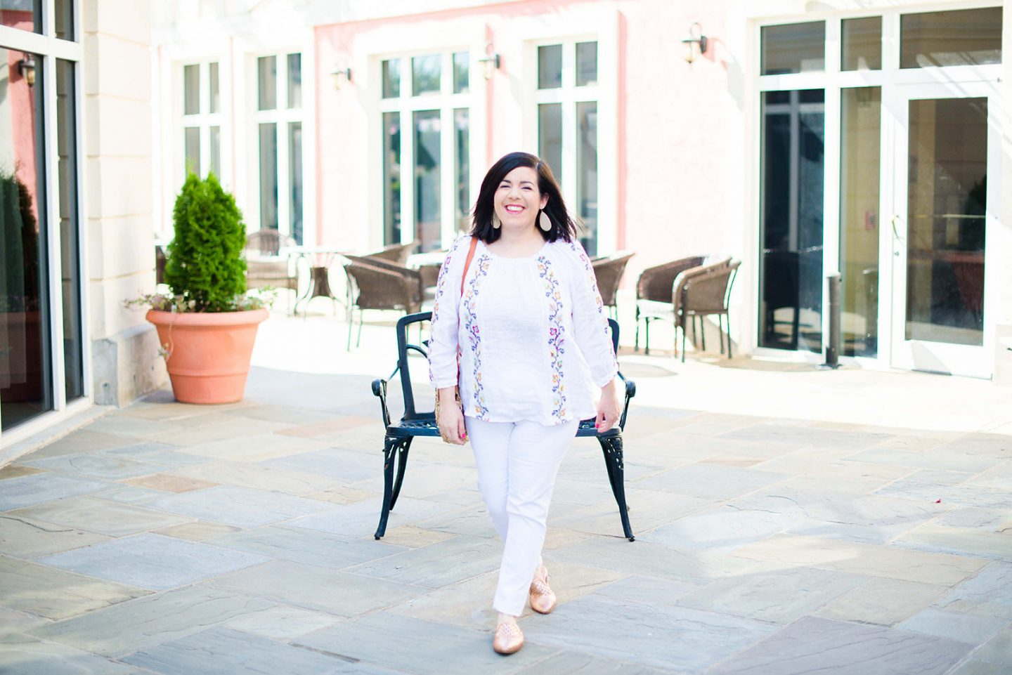 Why You Should Wear Linen This Summer