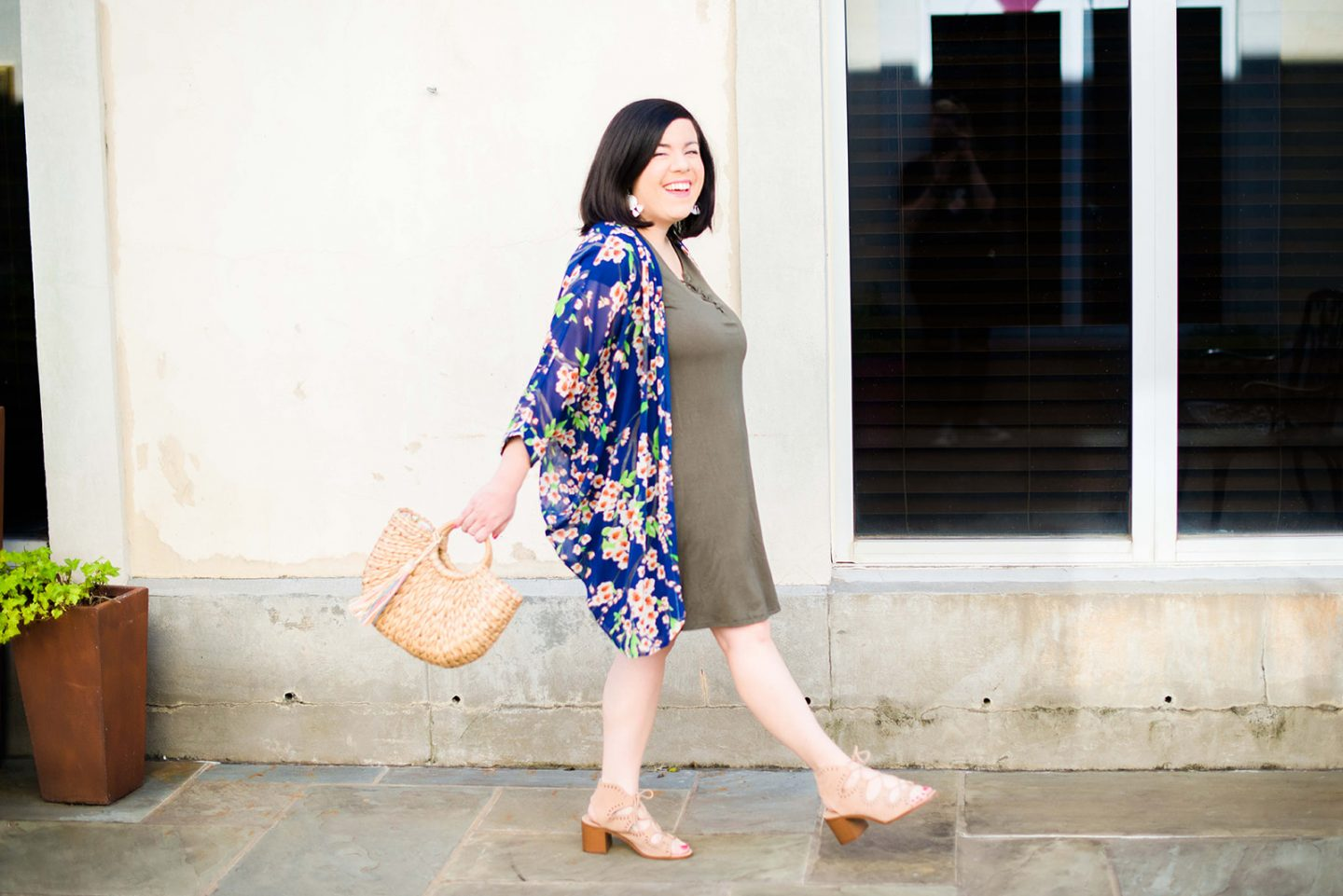 How to Wear a Kimono This Summer