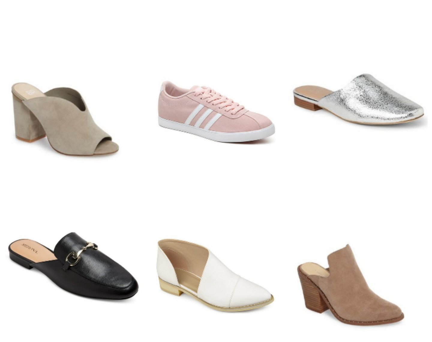 Tuesday's Cravings: Fall Transitional Shoes