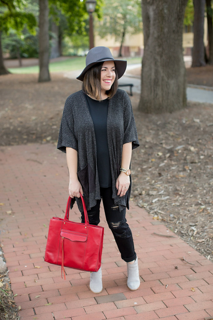 4 Ways to Wear a Fall Hat-@headtotoechic-Head to Toe Chic