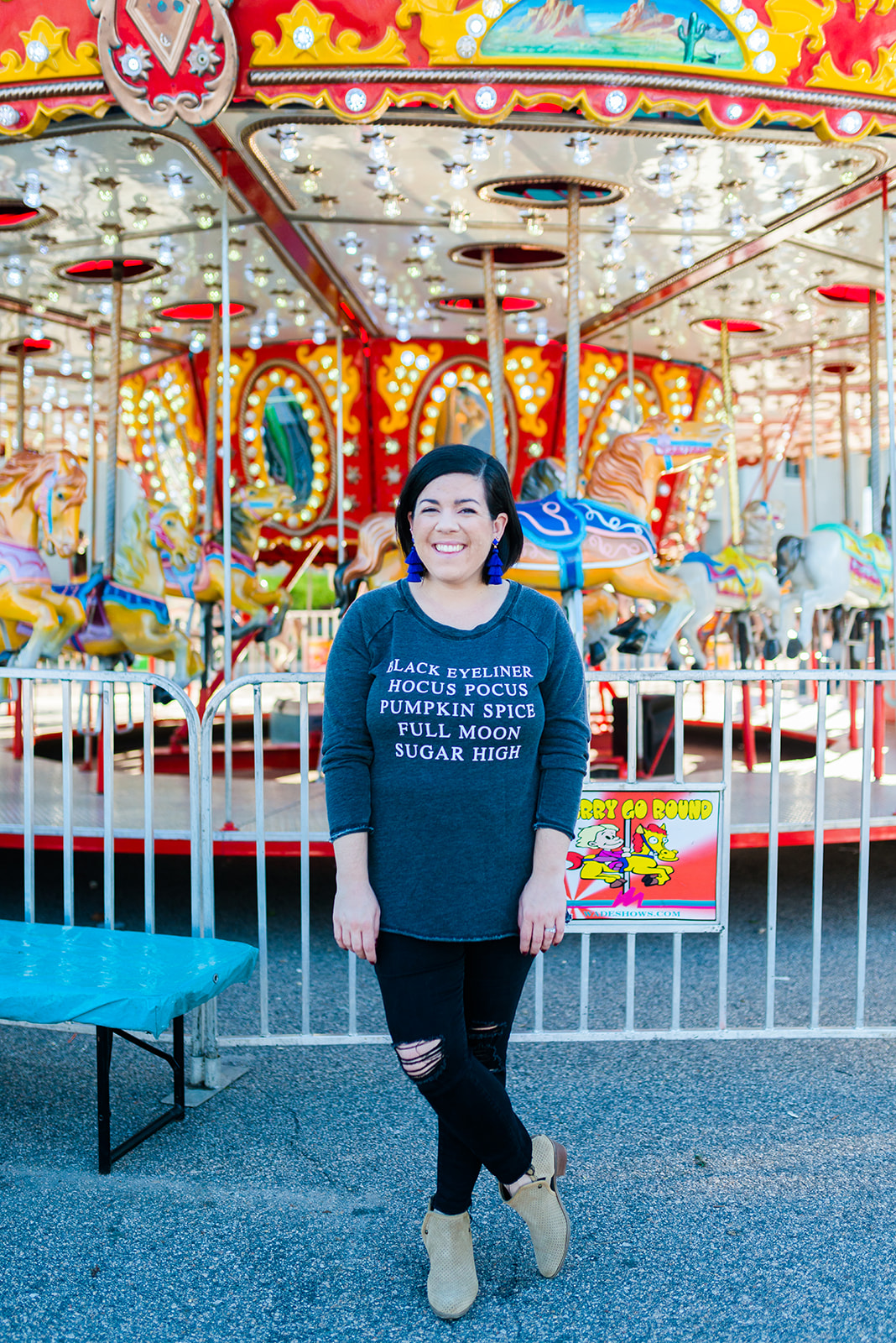 A Morning at the North Carolina State Fair-@headtotoechic-Head to Toe Chic