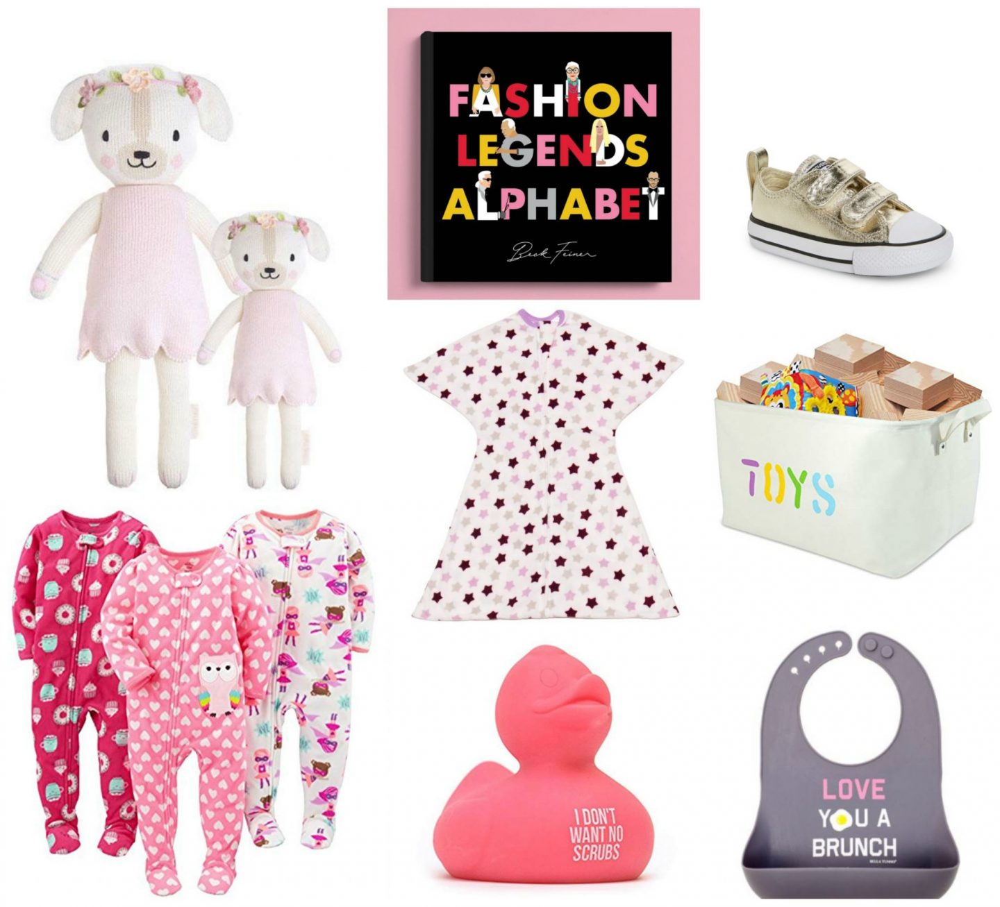 Gift Guide: For Baby Girls-@headtotoechic-Head to Toe Chic