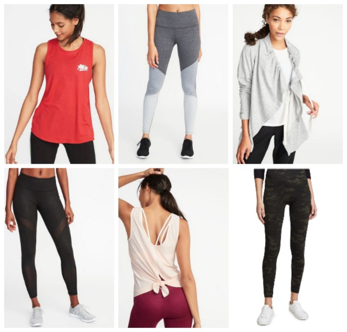 Tuesday's Cravings: Activewear-@headtotoechic-Head to Toe Chic
