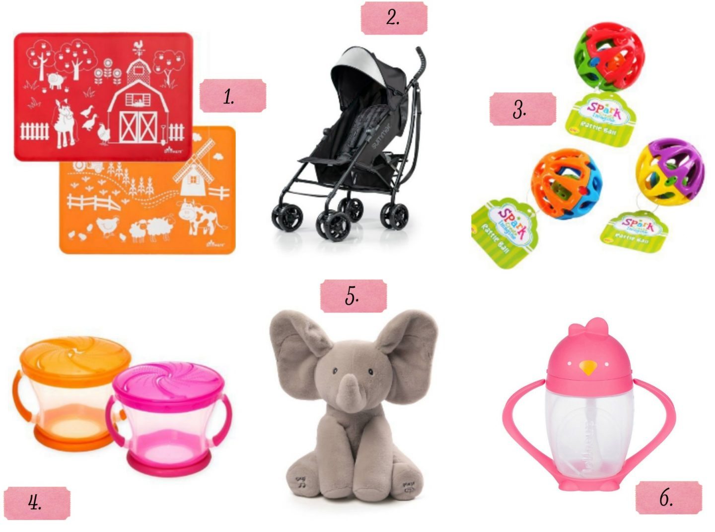 Charlotte's Favorite Things: 13 Months