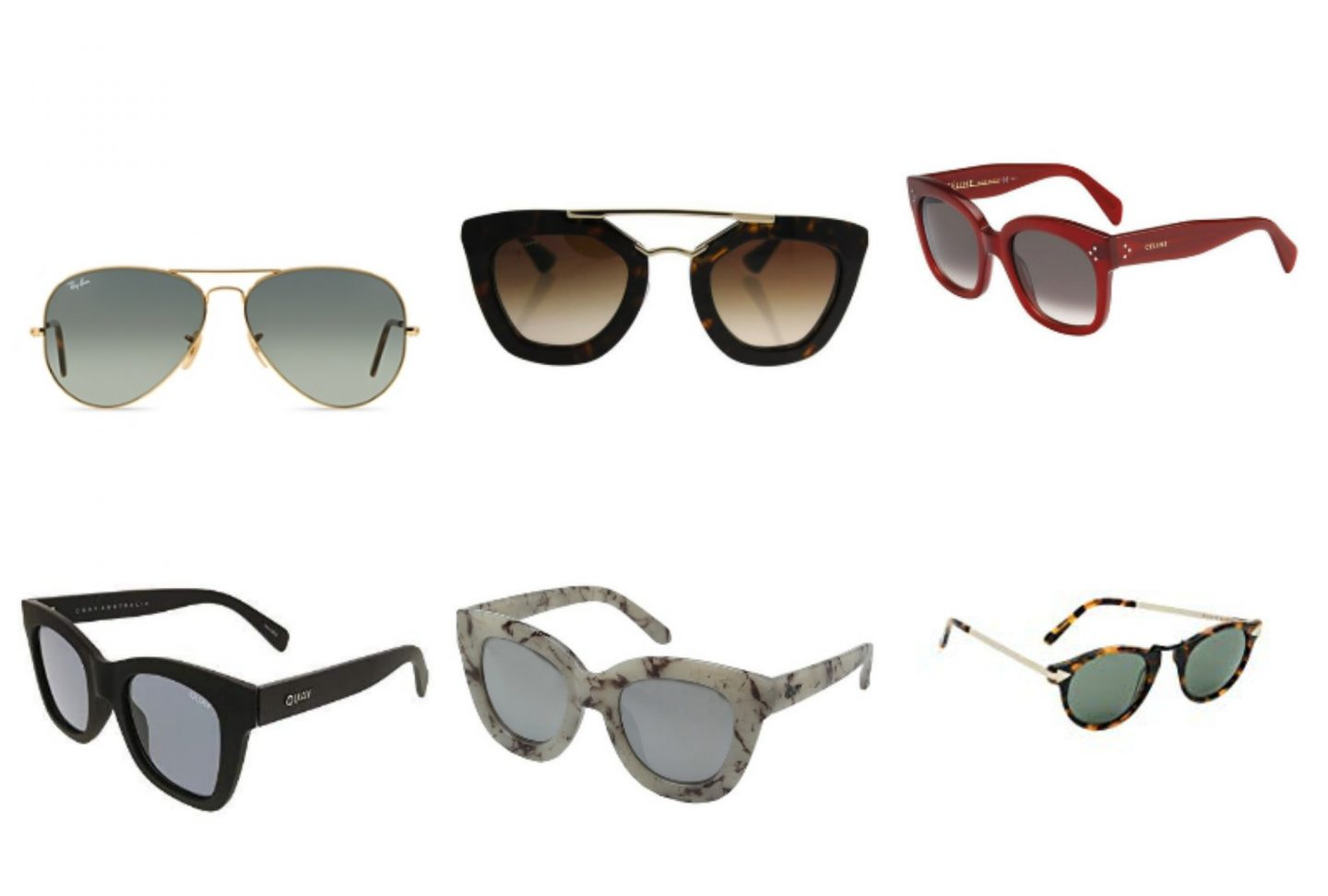 The 6 Best Pairs of Sunglasses-@headtotoechic-Head to Toe Chic