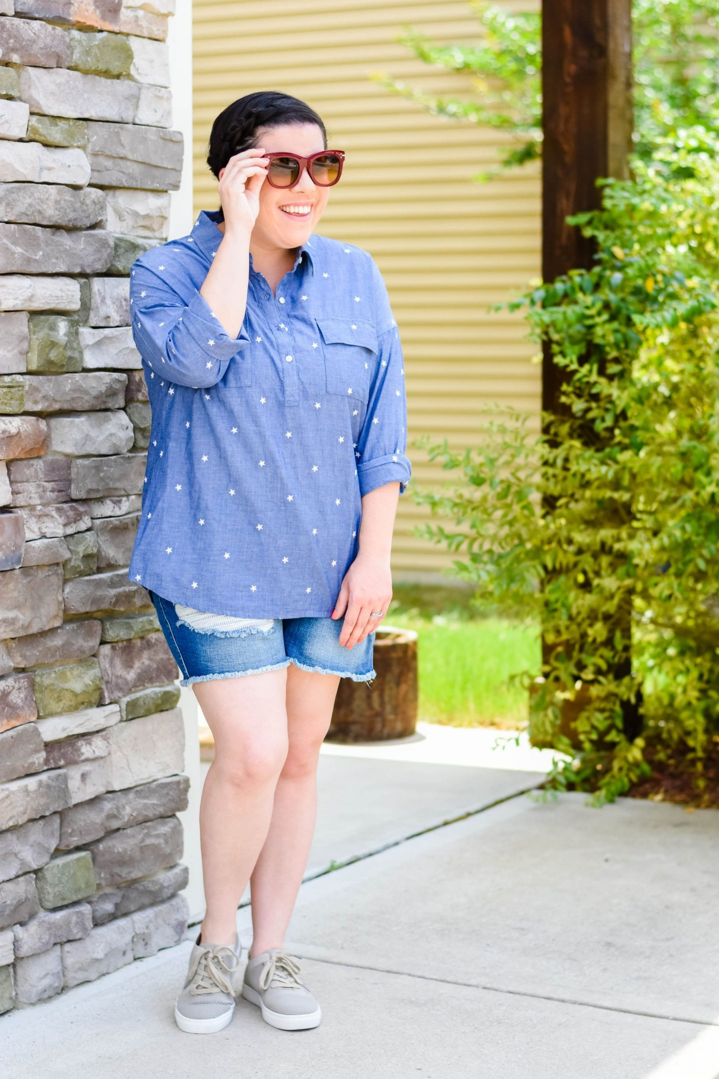 4th of July Outfit Idea-@headtotoechic-Head to Toe Chic