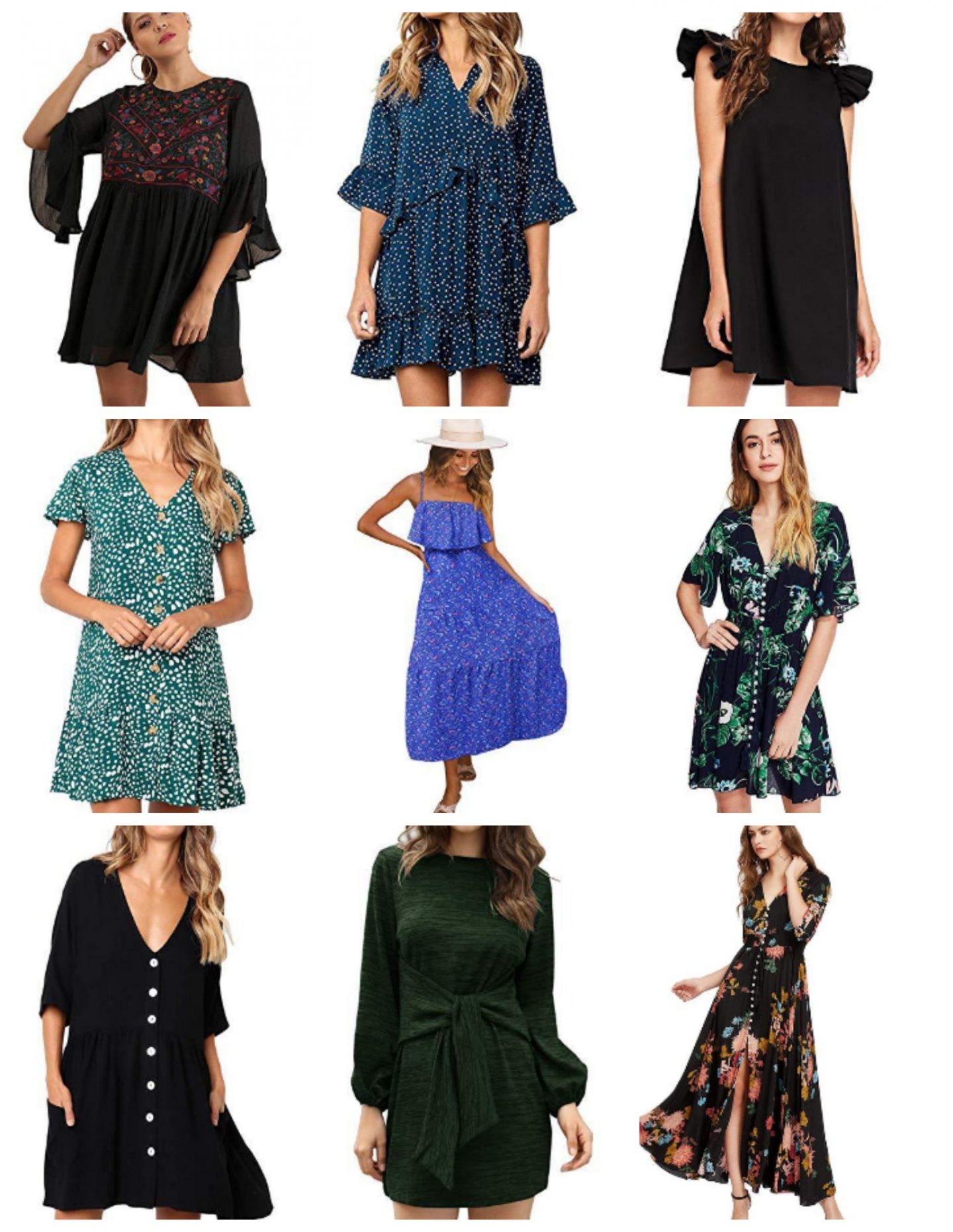 Tuesday's Cravings: Amazon Dresses-@headtotoechic-Head to Toe Chic