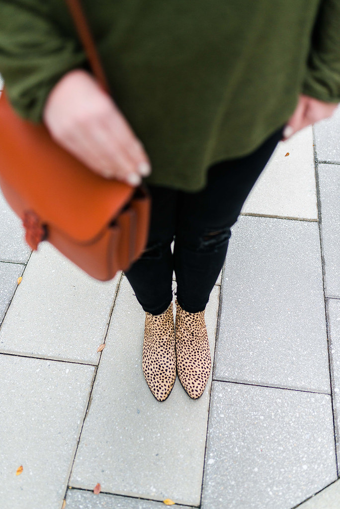 4 Ways to Wear Leopard This Fall-@headtotoechic-Head to Toe Chic