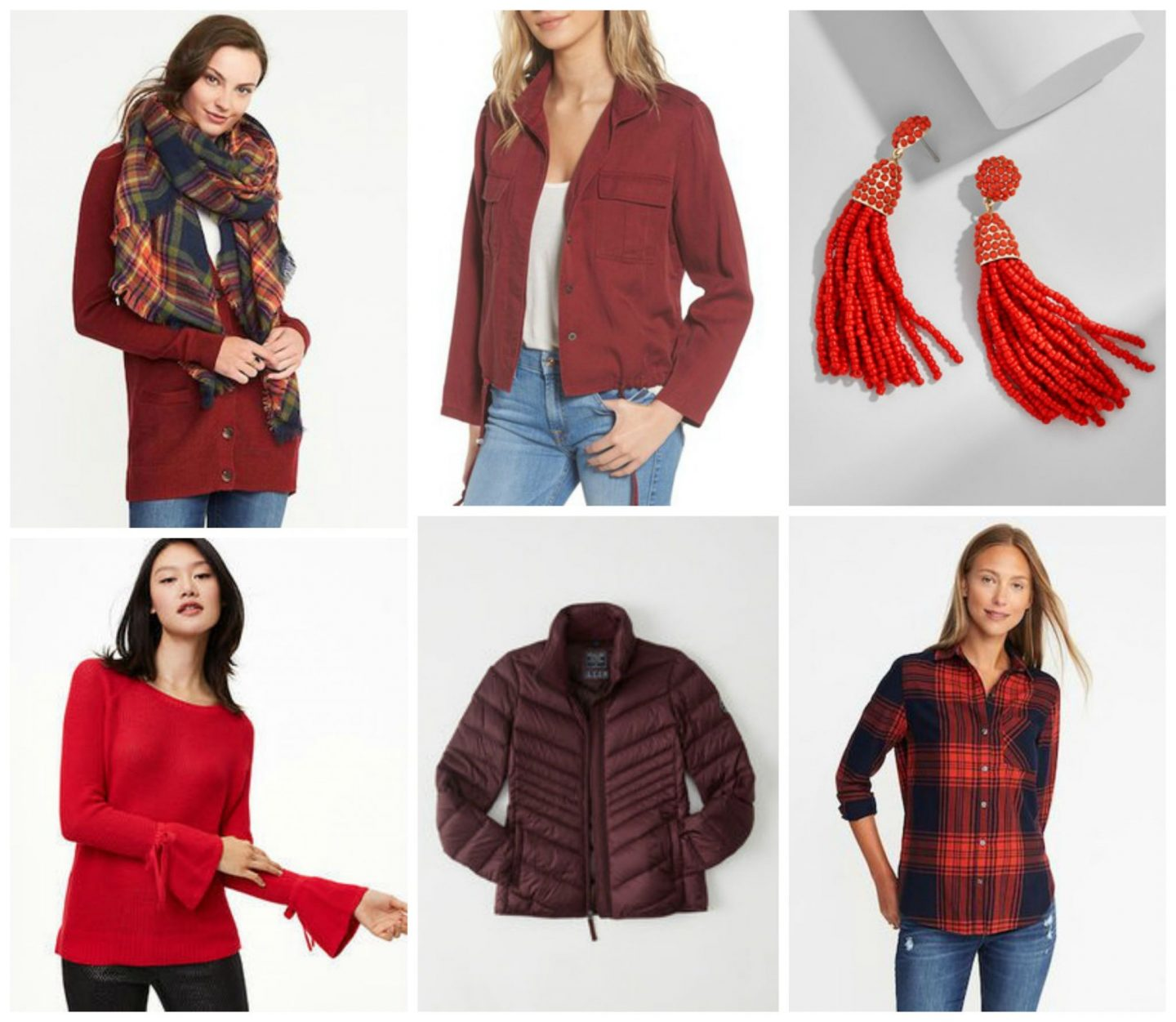 Tuesday's Cravings: Red