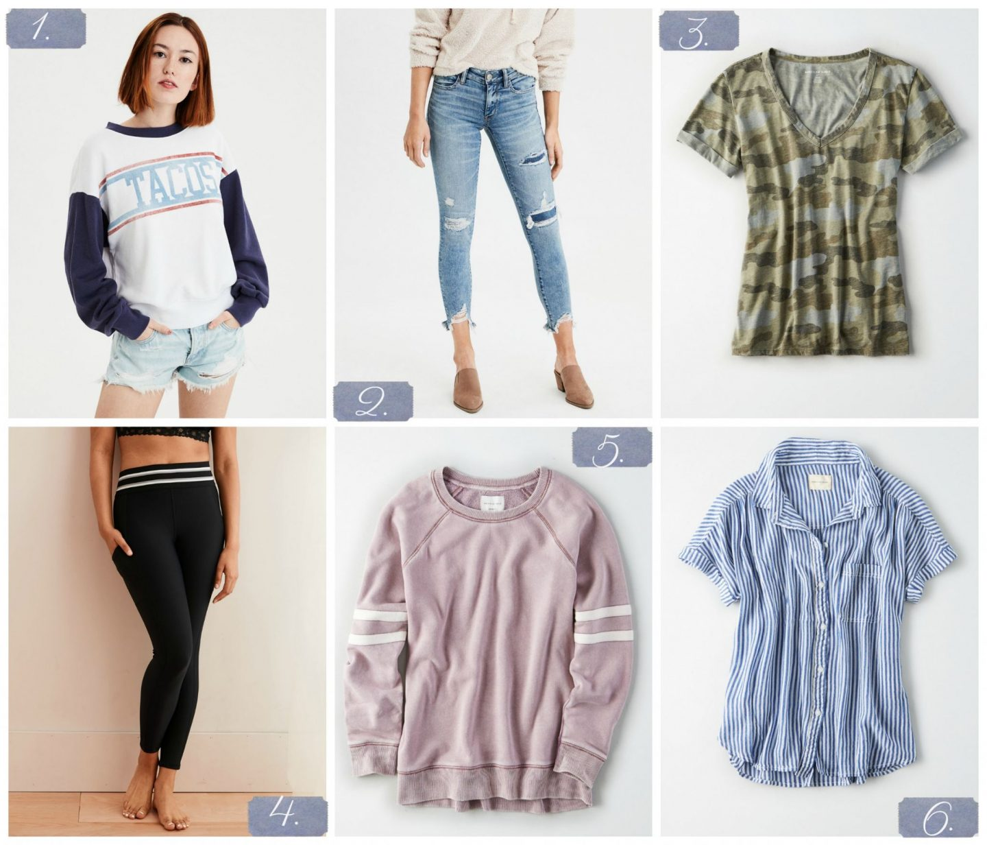 Tuesday's Cravings: Spring at American Eagle and Aerie