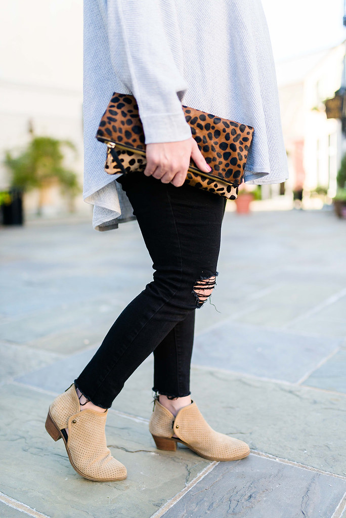 4 Ways to Wear Leopard This Fall